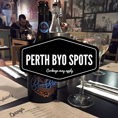 Perth BYO Restaurants - Recommended by Winos 4 Winos