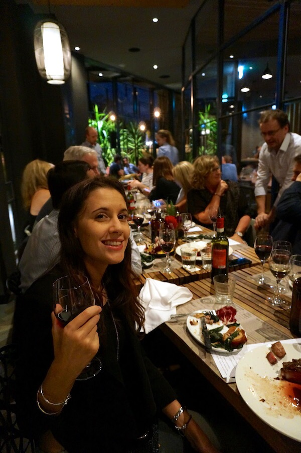 Tuscan Long-Table Wine Dinner at The Boulevard Hotel Perth