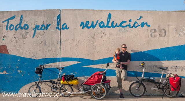 Have baby, will travel - across Cuba with a 10 month old.