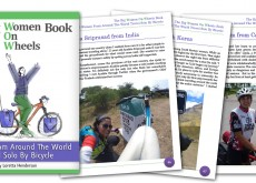 The Big WOW Book is an incredible compilation of inspiring stories from female cyclists around the world.