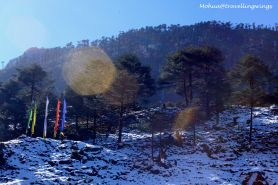Down towards Tawang