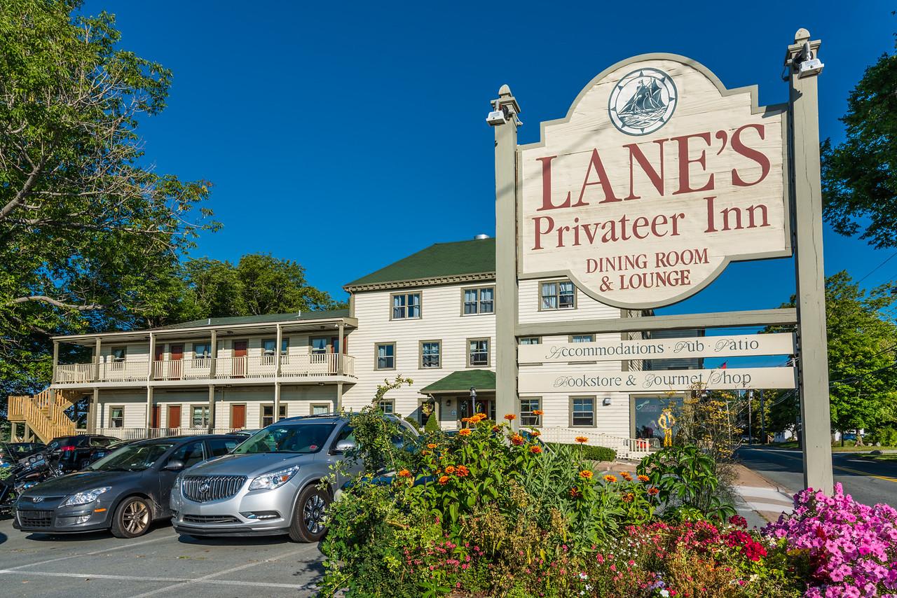 Nova Scotia Accommodation Lane's Privateer Inn in Liverpool