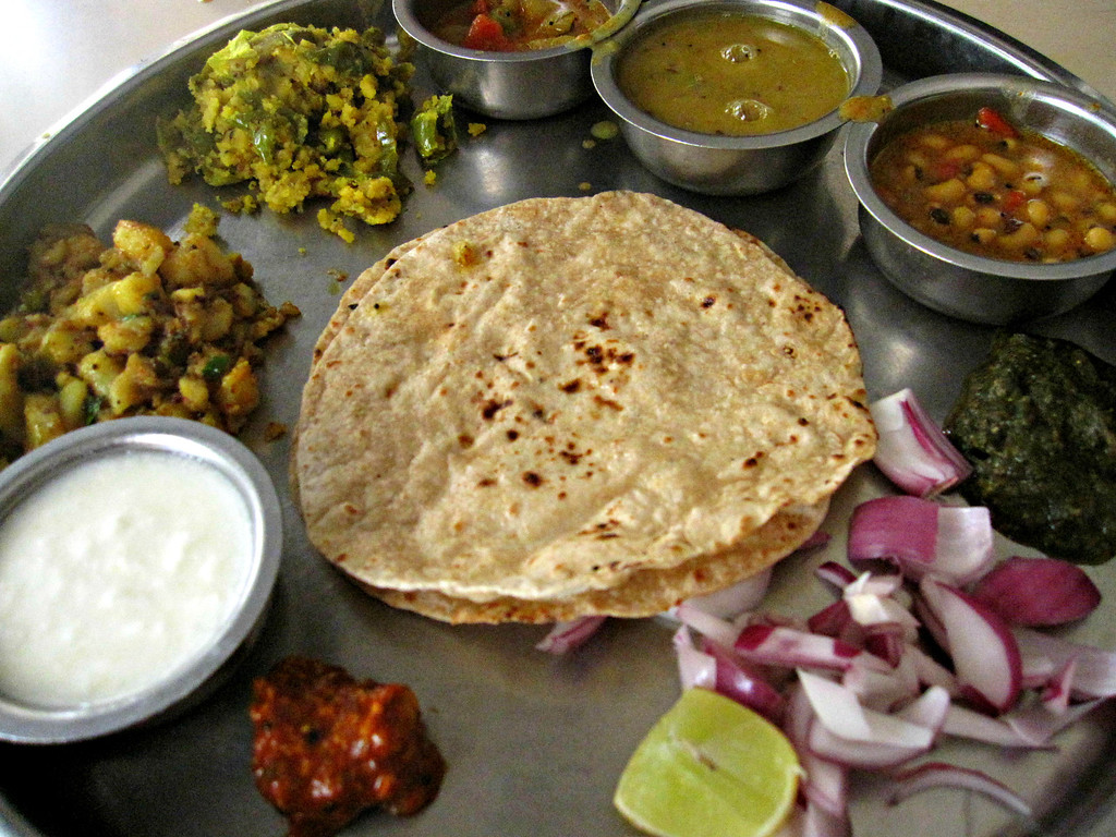 Traditional Indian Foods from Round the World