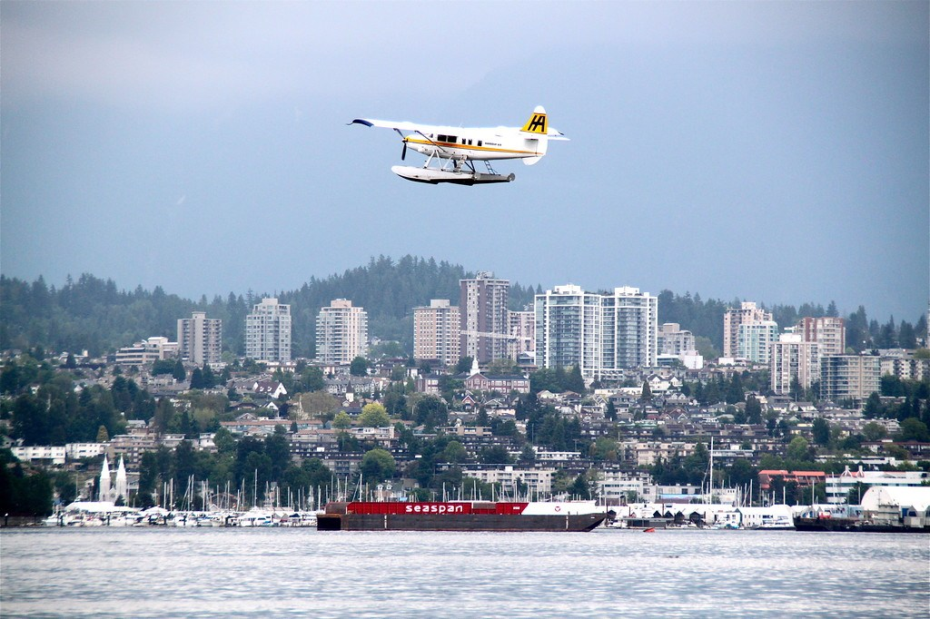 Seaplane - Vancouver, British Columbia -  Photo