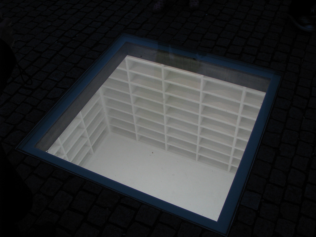 Book Burning Memorial - Berlin, Germany
