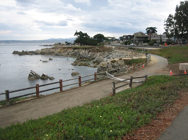 Pacific Grove Coast - California