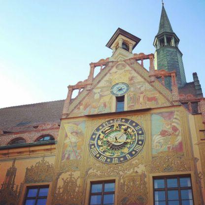 Instagram Ulm Rathaus
