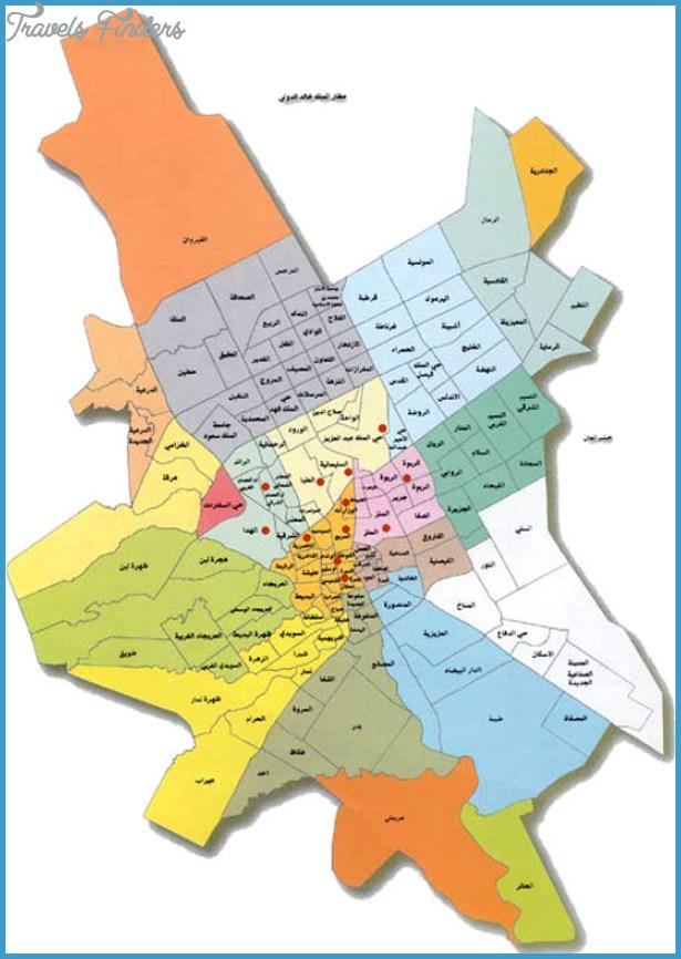 map riyadh