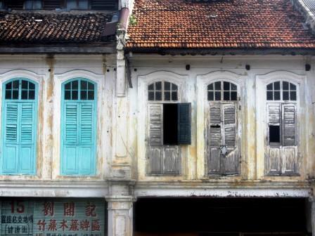 ipoh facade, malaysia
