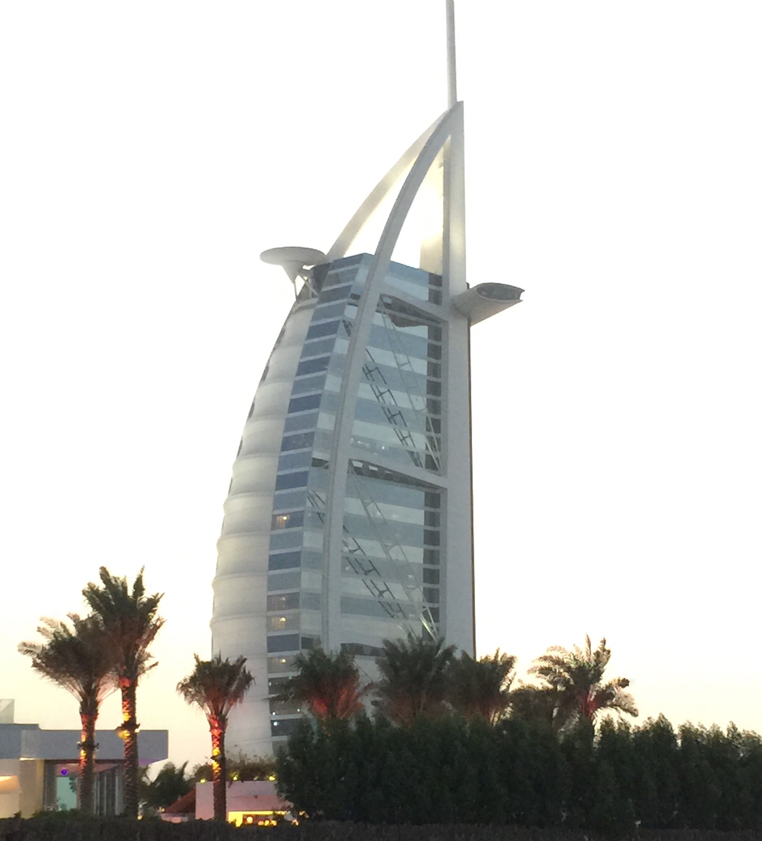 Travels with maryanne one 50 solo independent for Burj al arab reservation
