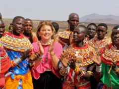 A Life Changing Trip to Kenya with Global Heart Journeys on July 9! Hurry and book!