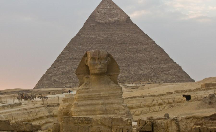 Giza Pyramids-17