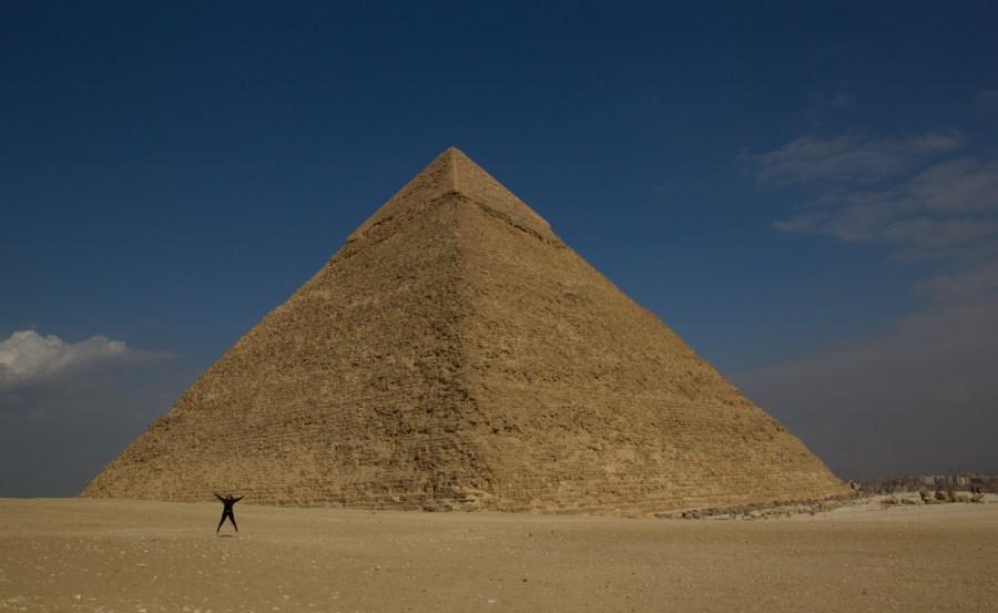 Giza Pyramids-2