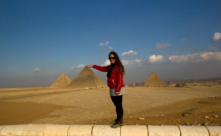 Giza Pyramids-7