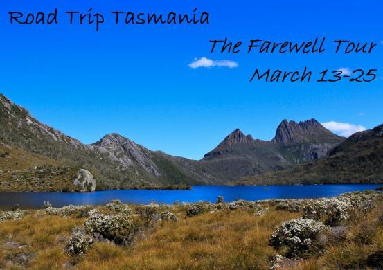 Road Trip Tasmania