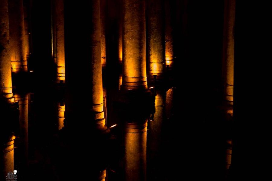 Basilica Cistern Turkey-4