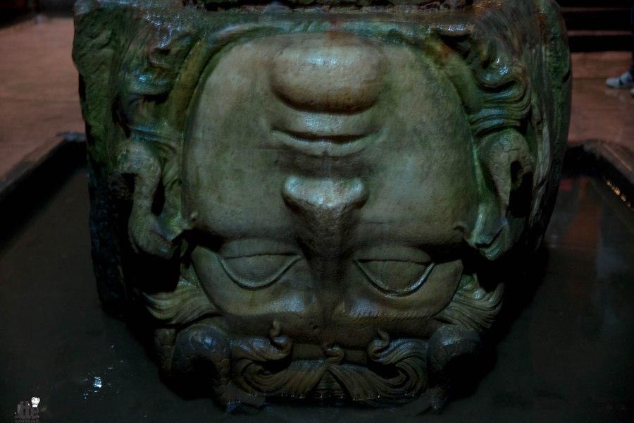 Basilica Cistern Turkey-5