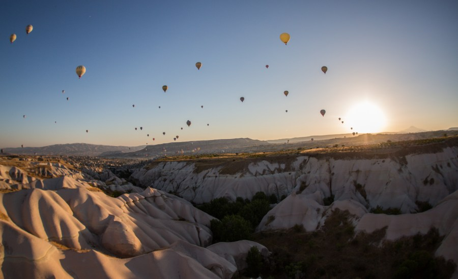 Cappadocia Hot Air Balloon-8