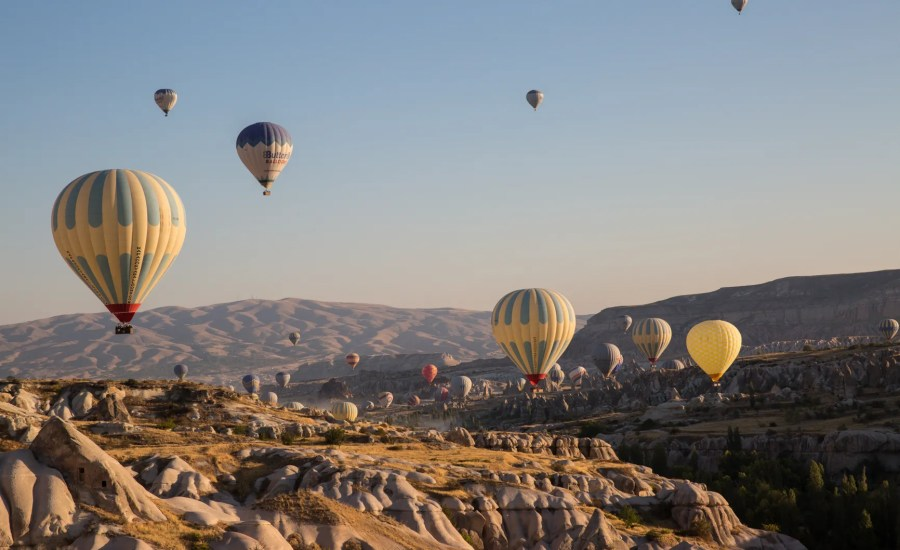 Cappadocia Hot Air Balloon-9