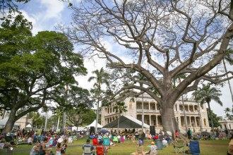 Iolani Palace-Ola Ka Ha Festival-12