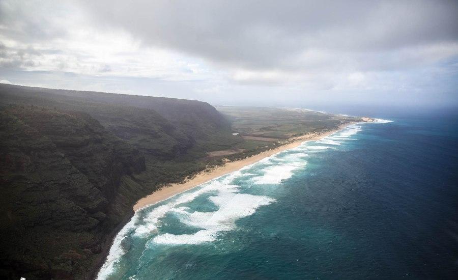 Safari Helicopter Tour Kauai-Mica Ivealis TTE-11