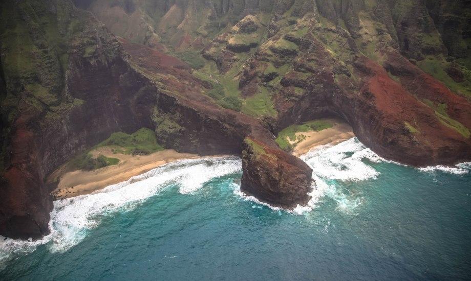 Safari Helicopter Tour Kauai-Mica Ivealis TTE-12