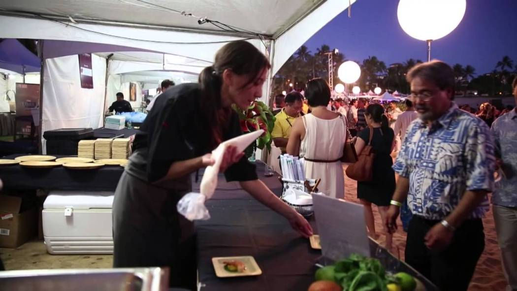 Hawaii Food & Wine Festival Finale at Ko Olina