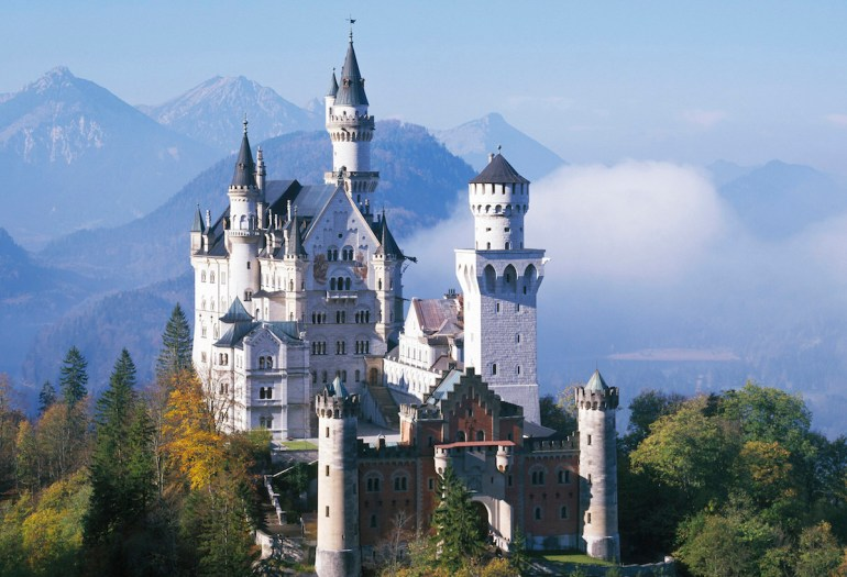 Germany's Romantic Road - Schloss Neuschwanstein