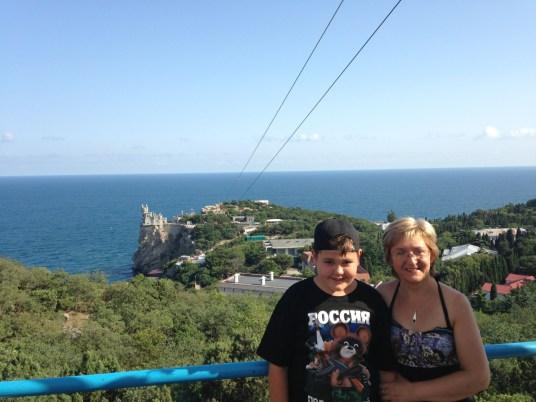 crimea tourism 2014