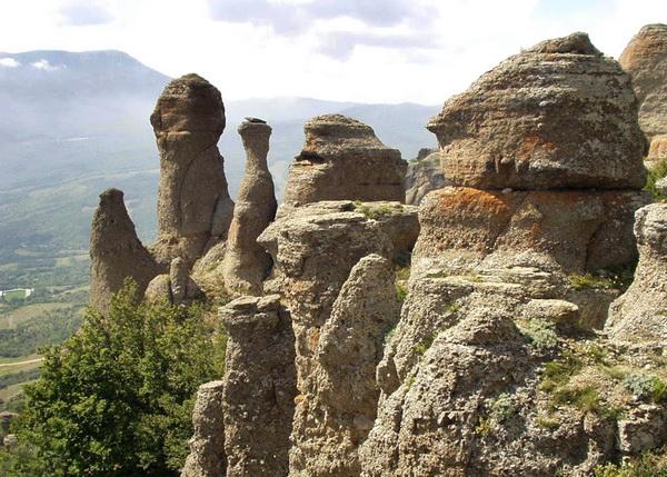 mountains crimea