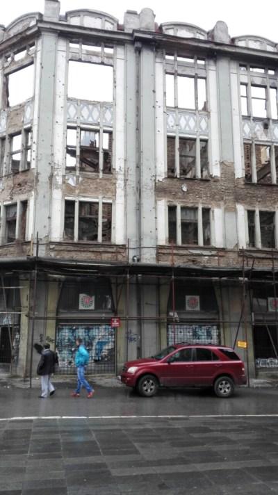 Sightseeing in Sarajevo