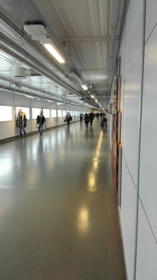 Gate 19 Gardermoen Airport Oslo