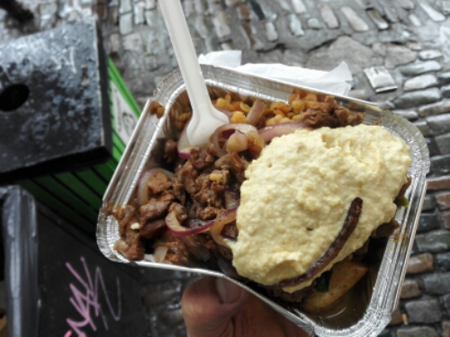 Lunch in Camden Town