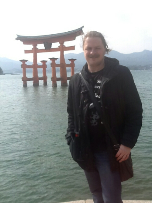 Miyajima and the torii