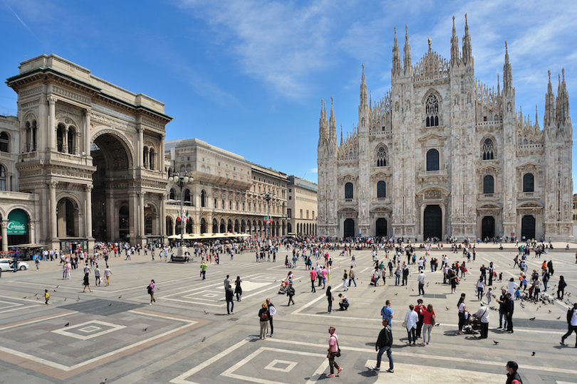 3 top places to visit in milan for Best places to see in milan