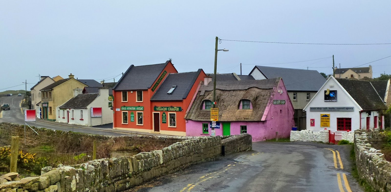 Attractions in Doolin