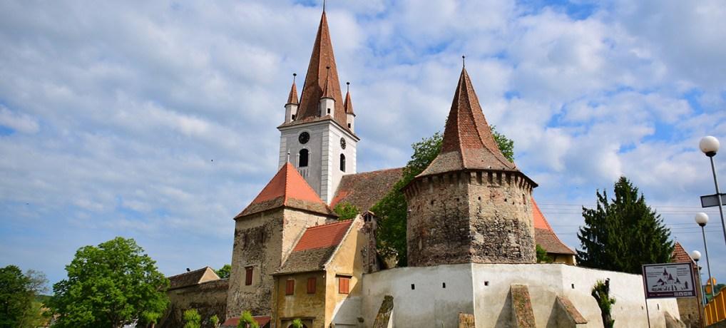 Vizita la Turnul Slaninii, Cristian – jud. Sibiu