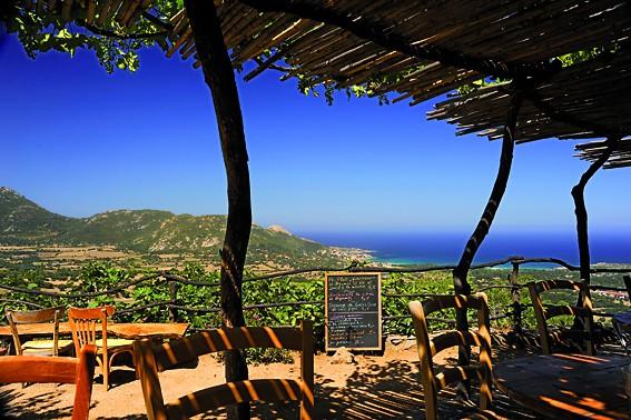 A Casarella, PIgna Corsica