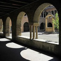 Italy - Santo Stefano, the Seven Churches of Bologna