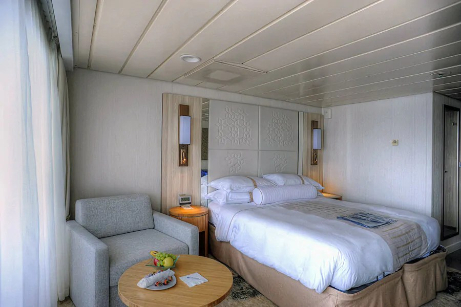 Boutique Cruising for the Discerning Traveller (OR A Woman's Prerogative to Change her Mind)
