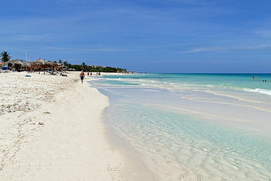 Welcome to Aruba, #OneHappyIsland