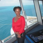 Norwegian Star Cruise to Bermuda - On the Bridge Norwegian NCL Star
