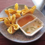 Norwegian Star Crab Rangoons Asian Fusion