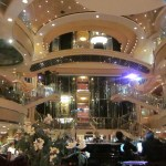 Norwegian Star NCL Atrium