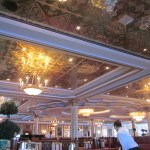 Norwegian Star Versailles Main Dining Room Ceiling 2