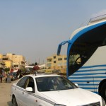 Driving-in-Cairo-Egypt-Misr-Travel-Xena