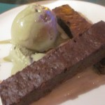 Ginza-Chocolate-Spice-Cake-Green-Tea-ice-Cream-Norwegian-Star-3