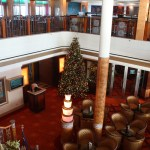 Norwegian-Jewel-Deck-6-and-7-Christmas-Tree-TravelXena