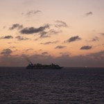 Norwegian-Jewel-Sunset-Royal-Caribbean-Ship-2
