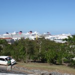 Fort-Fincastle-View-Cruise-Ships-TravelXena-2